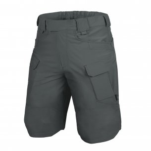 "Helikon-Tex® Spodenki OTS (Outdoor Tactical Shorts) 11"" - VersaStrecth Lite - Shadow Grey"