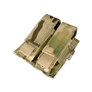 Condor® Ładownica molle Double Pistol Mag Pouch (MA23-008) - Multicam®