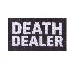 Combat-ID Velcro patch - Death Dealer (DD-BLK) - Black