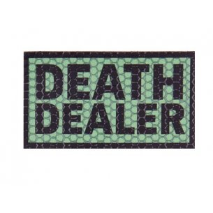 Velcro patch - Death Dealer (DD-GR) - Olive Green