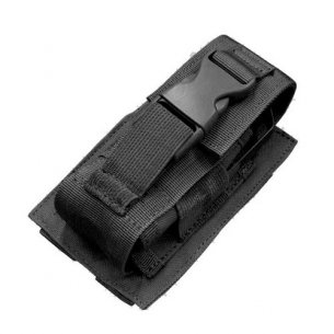 Kieszeń molle Single Flashbang Pouch (MA28-002) - Czarna