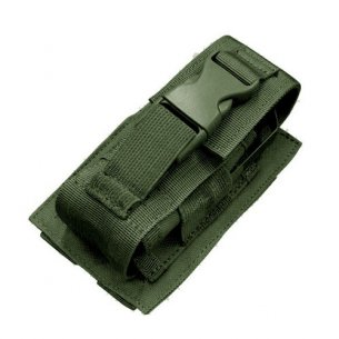 Condor® Single Flashbang Pouch (MA28-001) - Olive Green