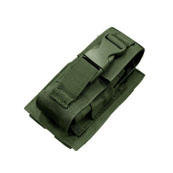 Kieszeń molle Single Flashbang Pouch (MA28-001) - Olive Green