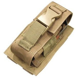Condor® Single Flashbang Pouch (MA28-003) - Coyote / Tan