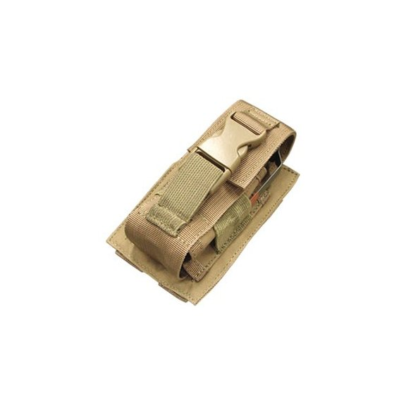 Condor® Kieszeń molle Single Flashbang Pouch (MA28-003) - Coyote / Tan