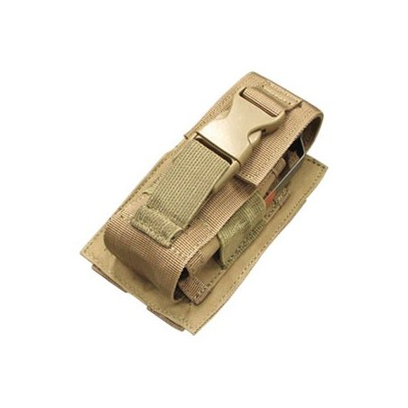 Kieszeń molle Single Flashbang Pouch (MA28-003) - Coyote / Tan
