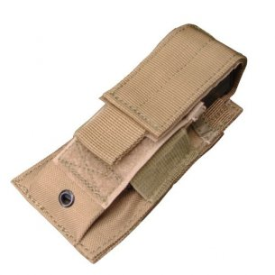 Ładownica molle Single Pistol Mag Pouch (MA32-003) - Coyote / Tan