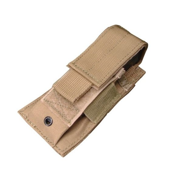 Condor® Ładownica molle Single Pistol Mag Pouch (MA32-003) - Coyote / Tan
