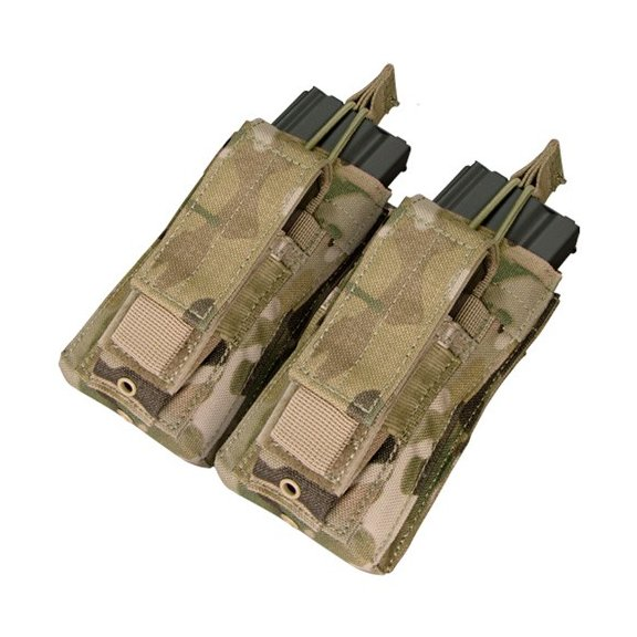 Ładownica molle Double Kangaroo Mag Pouch (MA51-008) - Multicam®