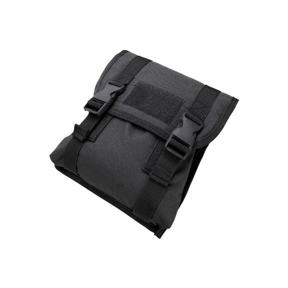 Large Utility Pouch (MA53-002) - Black