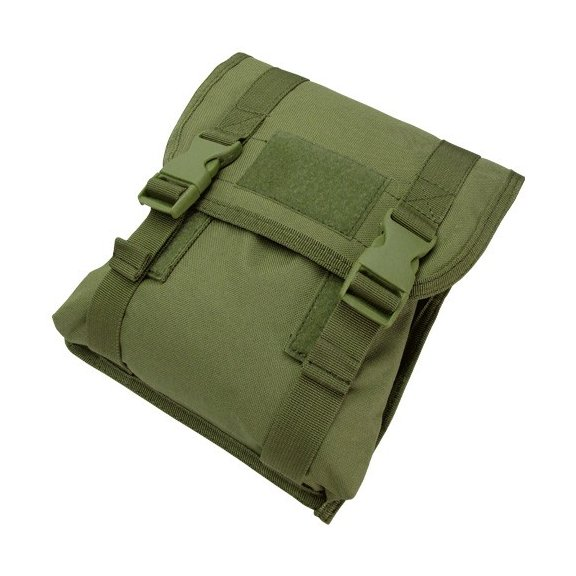 Large Utility Pouch (MA53-001) - Olive Green