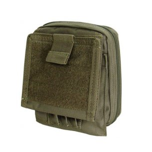 Map Pouch (MA35-001) - Olive Green