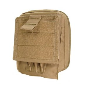 Condor® Map Pouch (MA35-003) - Coyote / Tan