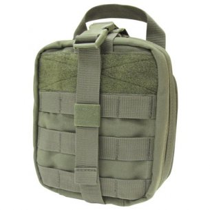 Condor® Rip-Away EMT Pouch first aid kit (MA41-001) - Olive Green
