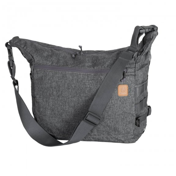 Helikon-Tex® BUSHCRAFT SATCHEL® Bag - Nylon - Melange Grey