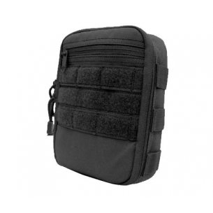 Condor® Side Kick Pouch (MA64-002) - Black