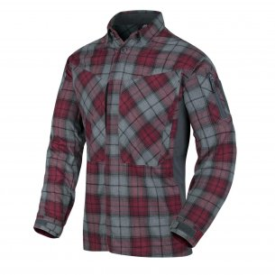 Koszula MBDU Flannel® - Ruby Plaid