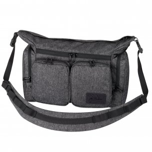 Helikon-Tex® WOMBAT Mk2® Bag - Nylon - Melange Black-Grey