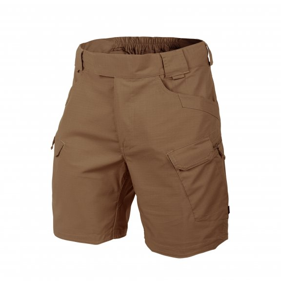 Helikon-Tex® UTP® (Urban Tactical Shorts  ™) 8.5'' kurze Hose - Ripstop - Mud Brown