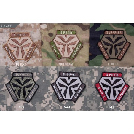Mil-Spec Monkey Trigger Pull Logo Velcro patch