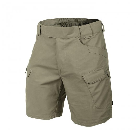 Helikon-Tex® Spodenki UTP® (Urban Tactical Shorts  ™) 8.5'' - Ripstop - Adaptive Green