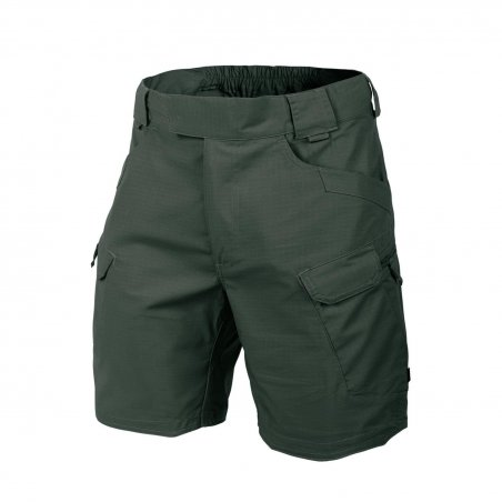 Helikon-Tex® UTP® (Urban Tactical Shorts  ™) 8.5'' kurze Hose - Ripstop - Jungle Green