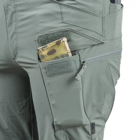 Helikon-Tex® Spodnie OTP® (Outdoor Tactical Pants) - Nylon - Olive Drab