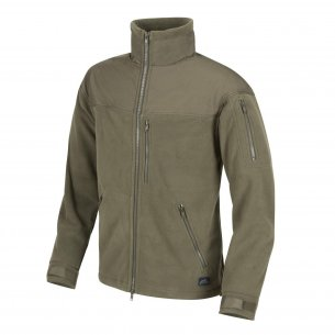 Helikon-Tex® Fleece jacket CLASSIC ARMY - Olive Verte