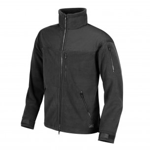 Helikon-Tex® Fleece jacket CLASSIC ARMY - Negro
