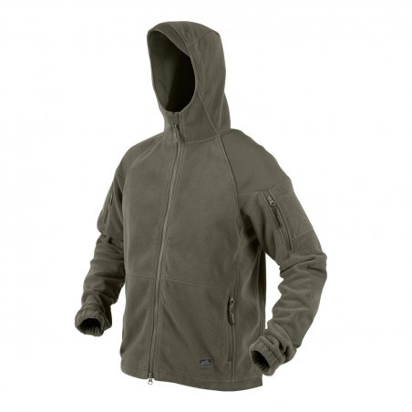 Helikon-Tex® CUMULUS® Jacket - Heavy Fleece - Taiga Green