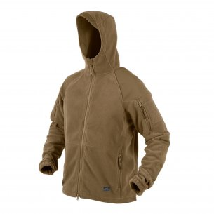 Helikon-Tex® CUMULUS® Jacket - Heavy Fleece - Coyote / Tan