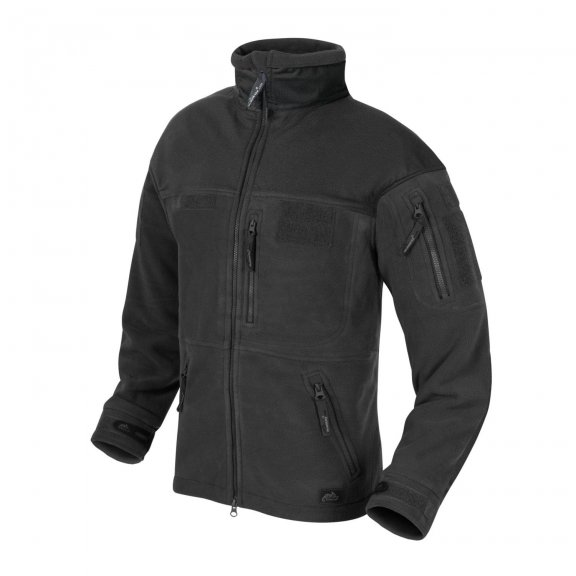 Helikon-Tex® INFANTRY Fleece Jacket - Black