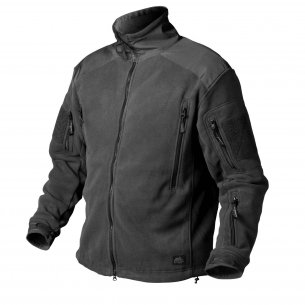 HELIKON-TEX® LIBERTY FLEECE JACKET - Nero