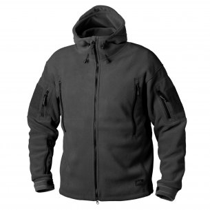 Helikon-Tex® PATRIOT Fleece jacket - Noir