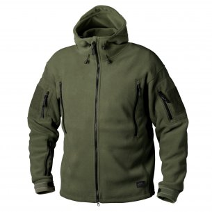 Helikon-Tex® PATRIOT Fleece Jacket - Olive Green