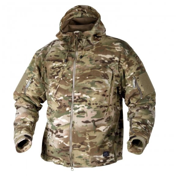 Helikon-Tex® PATRIOT Fleecejacke - Camogrom®