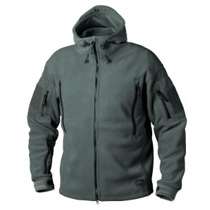 Helikon-Tex® PATRIOT Fleece jacket - Fogliame Verde