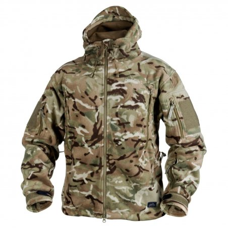 Helikon-Tex® PATRIOT Fleece jacket - MP Camo®