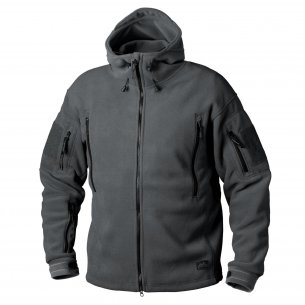 Helikon-Tex® PATRIOT Fleece jacket - Shadow Gris