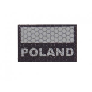 Combat-ID Velcro patch - Poland Flag Small (C3-FG) - Foliage Green