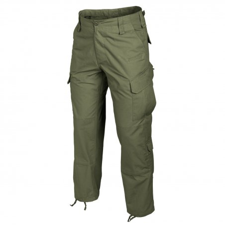 Helikon-Tex® CPU ™ (Combat Patrol Uniform) Trousers / Pants - Ripstop - Olive Green