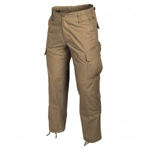 Helikon-Tex® CPU ™ (Combat Patrol Uniform) Hose - Ripstop - Coyote / Tan