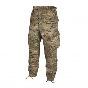 Helikon-Tex® CPU ™ (Combat Patrol Uniform) Trousers / Pants - Ripstop - Camogrom®