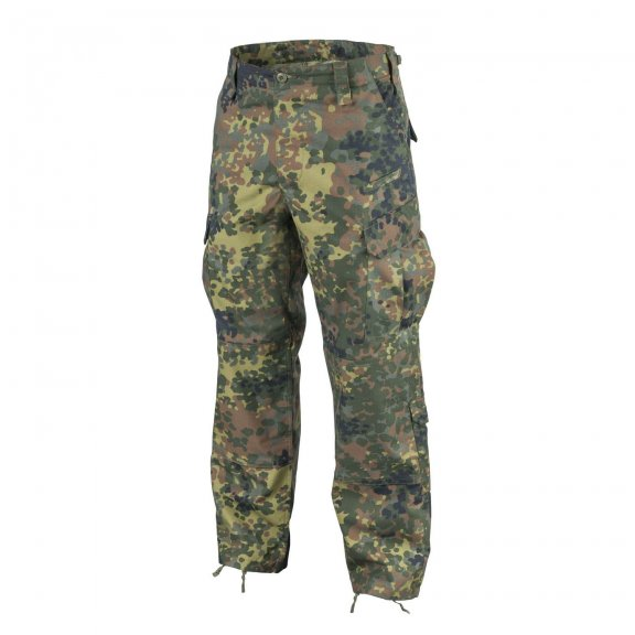 Helikon-Tex® CPU ™ (Combat Patrol Uniform) Trousers / Pants - Ripstop - Flecktarn