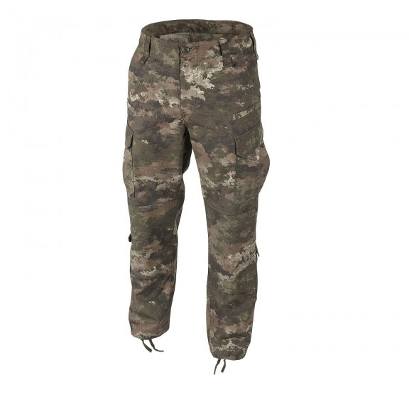 Helikon-Tex® CPU ™ (Combat Patrol Uniform) Trousers / Pants - Ripstop - Legion Forest®
