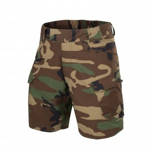 Helikon-Tex® UTP® (Urban Tactical Shorts  ™) 8.5'' kurze Hose - Ripstop - US Woodland