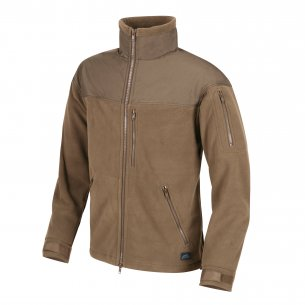 Helikon-Tex® Fleece Jacket CLASSIC ARMY - Coyote / Tan