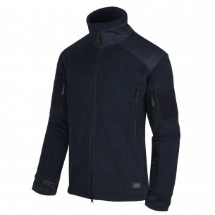 HELIKON-TEX® LIBERTY Fleecejacke - Navy Blau