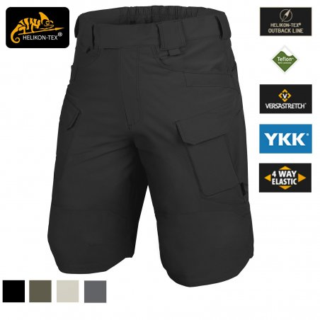 """Helikon-Tex® OTS (Outdoor Tactical Shorts) 11"""" - VersaStrecth Lite - All available colors"""