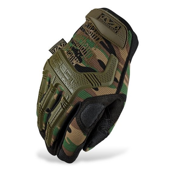 Mechanix Wear® The M-PACT® Tactical gloves - US Woodland